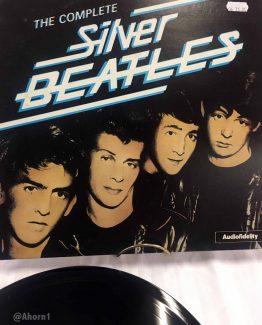 1 LP Vinyl AFE 1982 The Beatles The complete silver Beatles, LP, Ahorn1, Entrümpelung Mainz